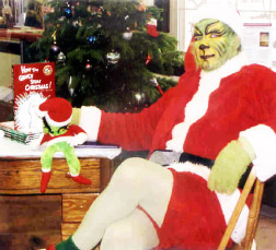The Grinch Who Did Not End Up Stealing Christmas