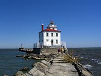 West Breakwater Lighthouse