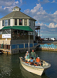 Sunset Harbor Restaurant