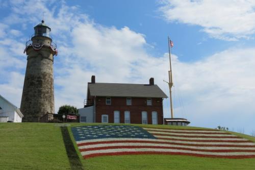 light house flag