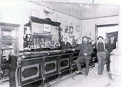 The Wolff Hotel, 1890