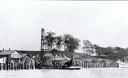 Fairport Dock, 1882