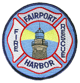 Fairport Harbor Fire Department logo